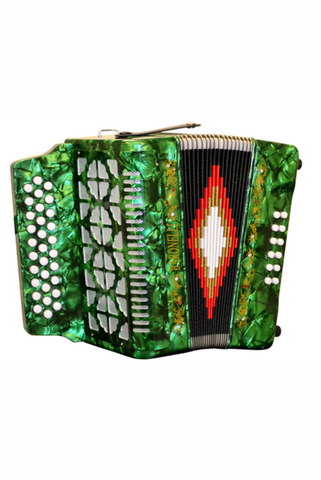 BARONELLI AC3112G-GR FULL SIZE 31 BUTTON ACCORDION