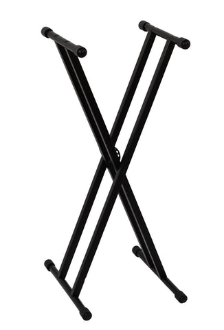X Style Double Braced Keyboard Stand KBS-2X Heavy Duty