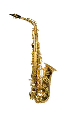B - U.S.A. WAS-LQ ALTO SAXOPHONE LACQUER - GOLD COLOR