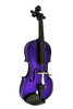 COLORED 4/4 ENSEMBLE PURPLE VI4412R-PL