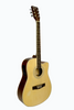 DE ROSA GA300CE-NT DREADNOUGHT CUTAWAY ACOUSTIC-ELECTRIC GUITAR