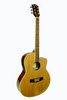 DE ROSA GA700CE-NT CUTAWAY ACOUSTIC-ELECTRIC THIN BODY GUITAR