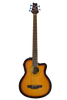 DE ROSA GAB475-TS 5 STRING CUTAWAY ACOUSTIC-ELECTRIC BASS GUITAR