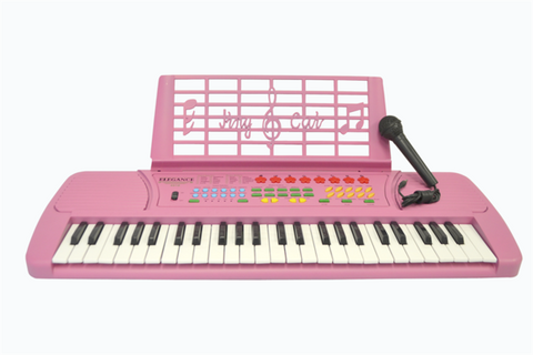 DE ROSA KB49-PK 49 KEY KIDS ELECTRONIC PIANO