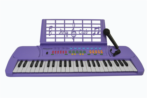 DE ROSA KB49-PL 49 KEY KIDS ELECTRONIC PIANO