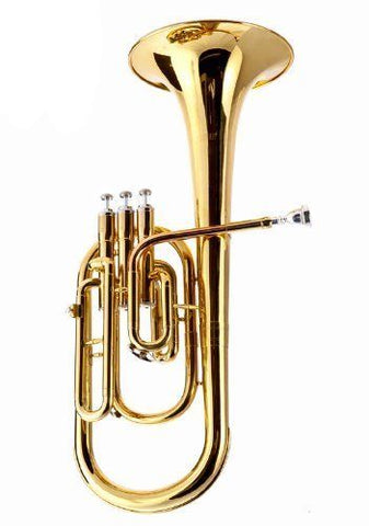 FEVER CHARCHETA Fever Deluxe Alto Horn Lacquer WITH CASE