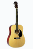 GLEN BURTON GA101-NT DREADNOUGHT ACOUSTIC GUITAR