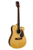 GLEN BURTON GA204CE-NT CUTAWAY ACOUSTIC-ELECTRIC GUITAR