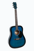"GLEN BURTON X SERIES GA301-BLS 41"" ACOUSTIC GUITAR"