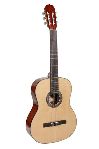 "GLEN BURTON X SERIES GF301-NT 39"" NYLON STRING CLASSICAL GUITAR"
