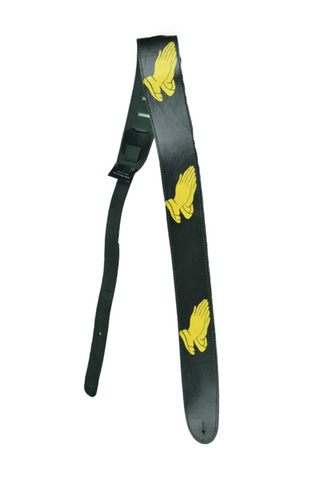 GUITAR STRAPS GS-P25-PRAYER