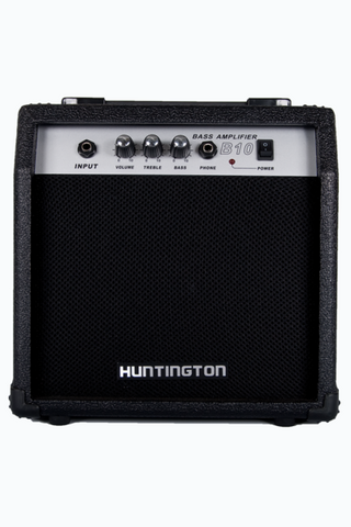 HUNTINGTON AMP-B10 10 WATT BASS AMP