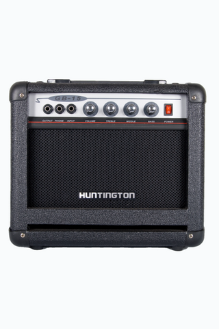 HUNTINGTON AMP-B15 15 WATT BASS AMP