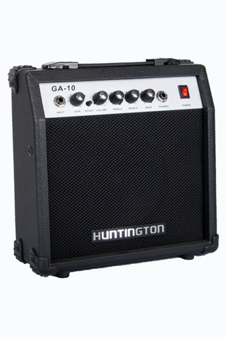 HUNTINGTON AMP-G10 10 WATT 2 CHANNEL GUITAR AMP