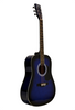 HUNTINGTON GA41-BLS DREADNOUGHT ACOUSTIC GUITAR