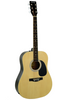 HUNTINGTON GA41-NT DREADNOUGHT ACOUSTIC GUITAR
