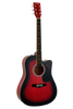 HUNTINGTON GA41C-RDS 41 DREADNOUGHT CUTAWAY ACOUSTIC GUITAR