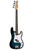 HUNTINGTON GB143P-BLS 4 STRING PRECISION ELECTRIC BASS GUITAR