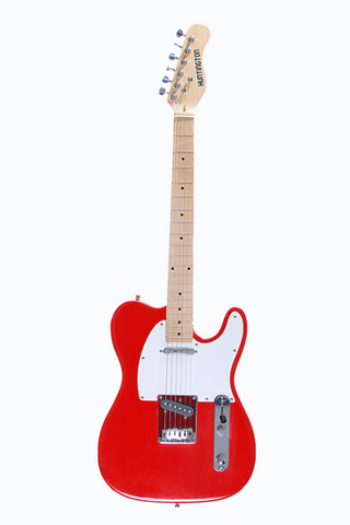 HUNTINGTON GE149-CAR SOLID BODY T-STYLE ELECTRIC GUITAR