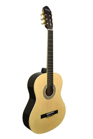 HUNTINGTON GF39-NT FULL SIZE CLASSICAL GUITAR