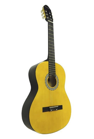 HUNTINGTON GF39-TRAD FULL SIZE CLASSICAL GUITAR