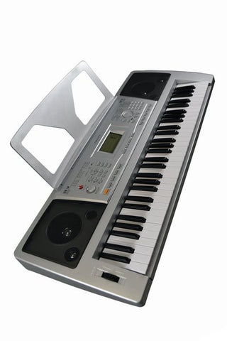 KEYBOARD KB61-2178 61 FULL SIZE KEYS MULTIFUNCTIONAL LCD DYSPLAY ELECTRIC PIANO