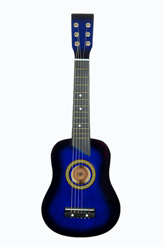"KID'S 25"" TOY GUITAR GA2511R-BU BLUE"
