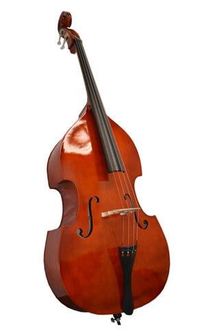 DOUBLE BASS CONTRABAJO CEDRO, WITH BOW GIG BAG