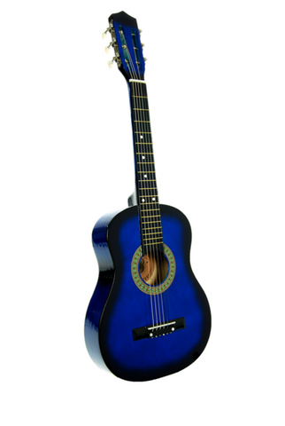 "TOY GA3200R-BU 32"" ACOUSTIC GUITAR"