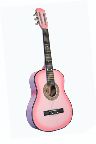 "TOY GA3200R-PK 32"" ACOUSTIC GUITAR"