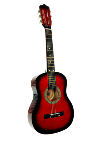 "TOY GA3200R-RD 32"" ACOUSTIC GUITAR"