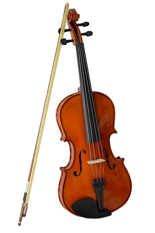 Student 16 Inch Viola Ensemble VO16 NATURAL WITH CASE AND BOW