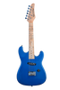 "VIPER ½ GE32-MBU KIDS 32"" HALF SIZE ELECTRIC GUITAR BLUE"