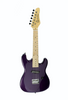 "VIPER ½ GE32-MPL KIDS 32"" HALF SIZE ELECTRIC GUITAR PURPLE"