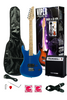 VIPER GE93CO-MBU SOLID BODY ELECTRIC GUITAR COMBO PACKAGE