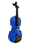 Colored 4/4 Ensemble Blue VI4412R-DB