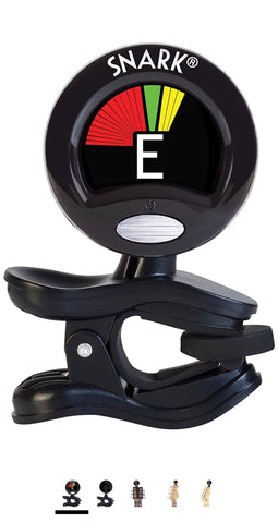 SNARK SN5X CLIP-ON TUNER FOR GUITAR BASS AND VIOLIN
