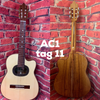 Don Cortez Requinto ALEX GRAN CONCIERTO AC1 COMBO W fish m/ PE tag 11