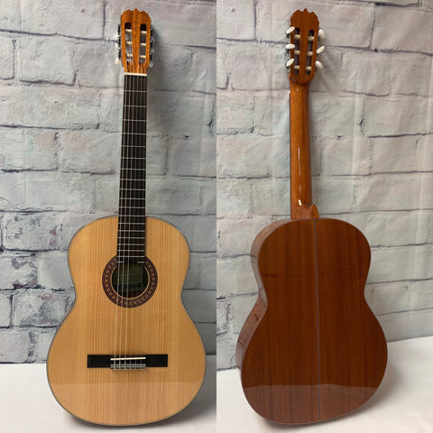 DON CORTEZ GUITARRA MEXICANA SANTANA 300 WITH FISHMANN /SAPELE/SOLID TOP