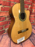 DON CORTEZ GUITARRA MEXICANA 501 SAPELE EQ fishman (mariachi) SOLISTA