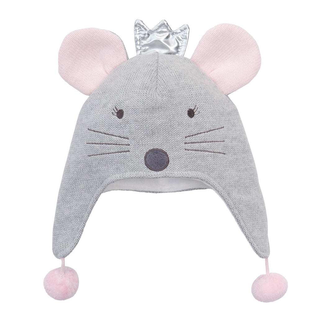 Aviator Hat-Princess Mousie 0-12M