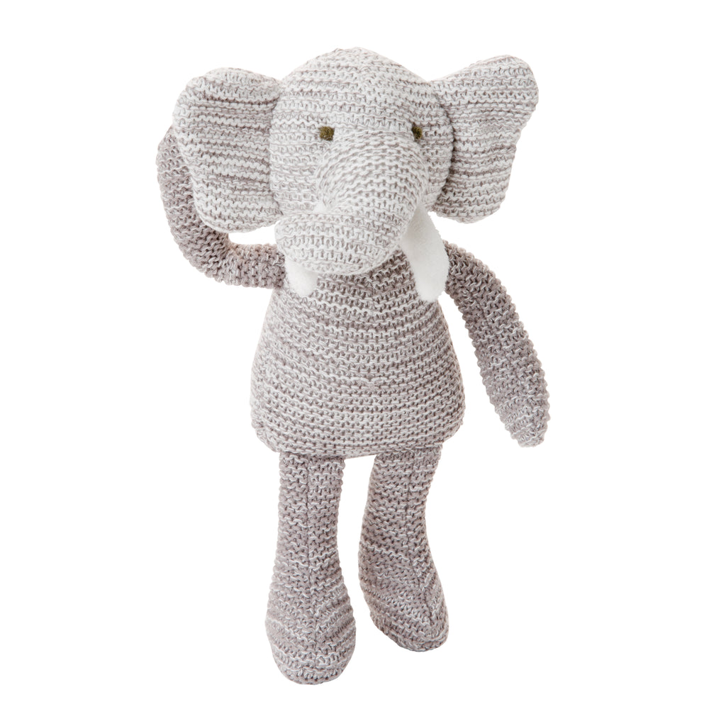 Elephant Ombre Knittie Gray