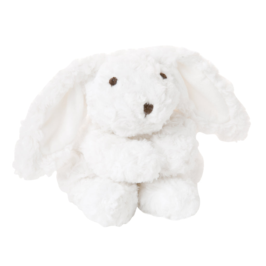 White Plush Bunny