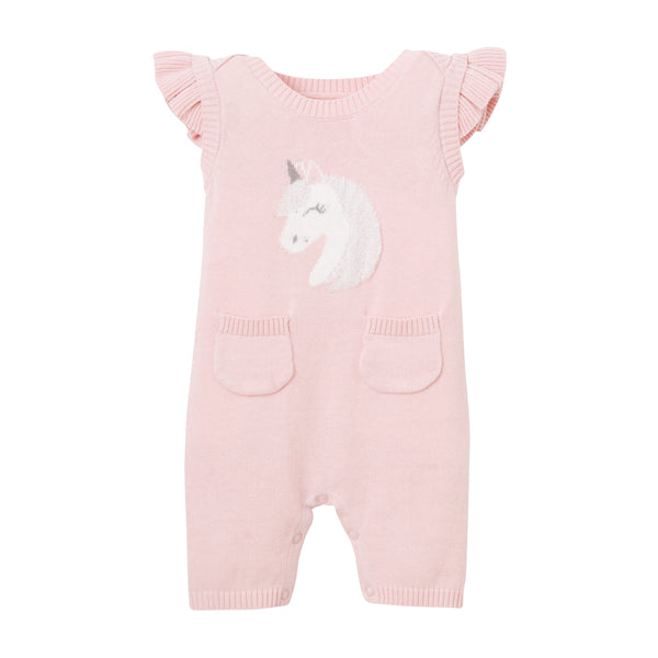 Shortall Unicorn Pink