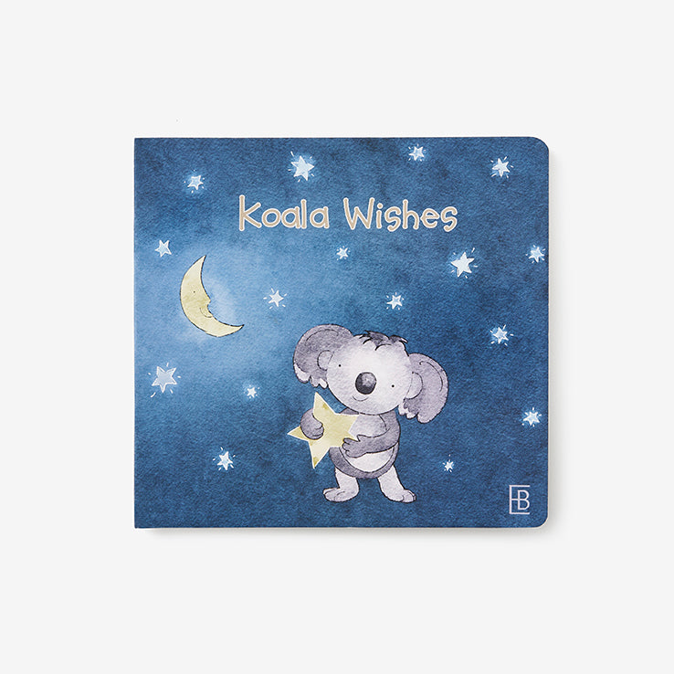 Koala Wishes Board Book