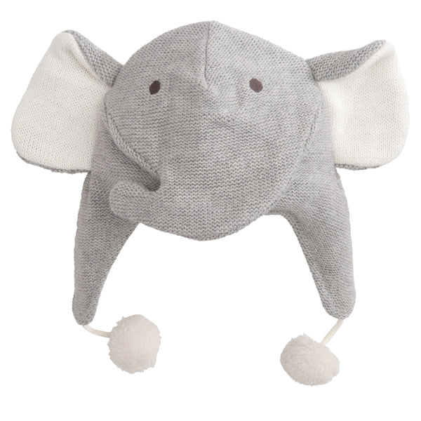 Aviator Hat-Elephant