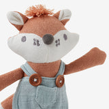 "8"" Mini Felix Fox Baby Knit Toy"