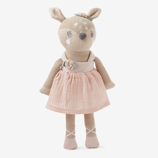 "15"" Fifi Fawn Baby Knit Toy"