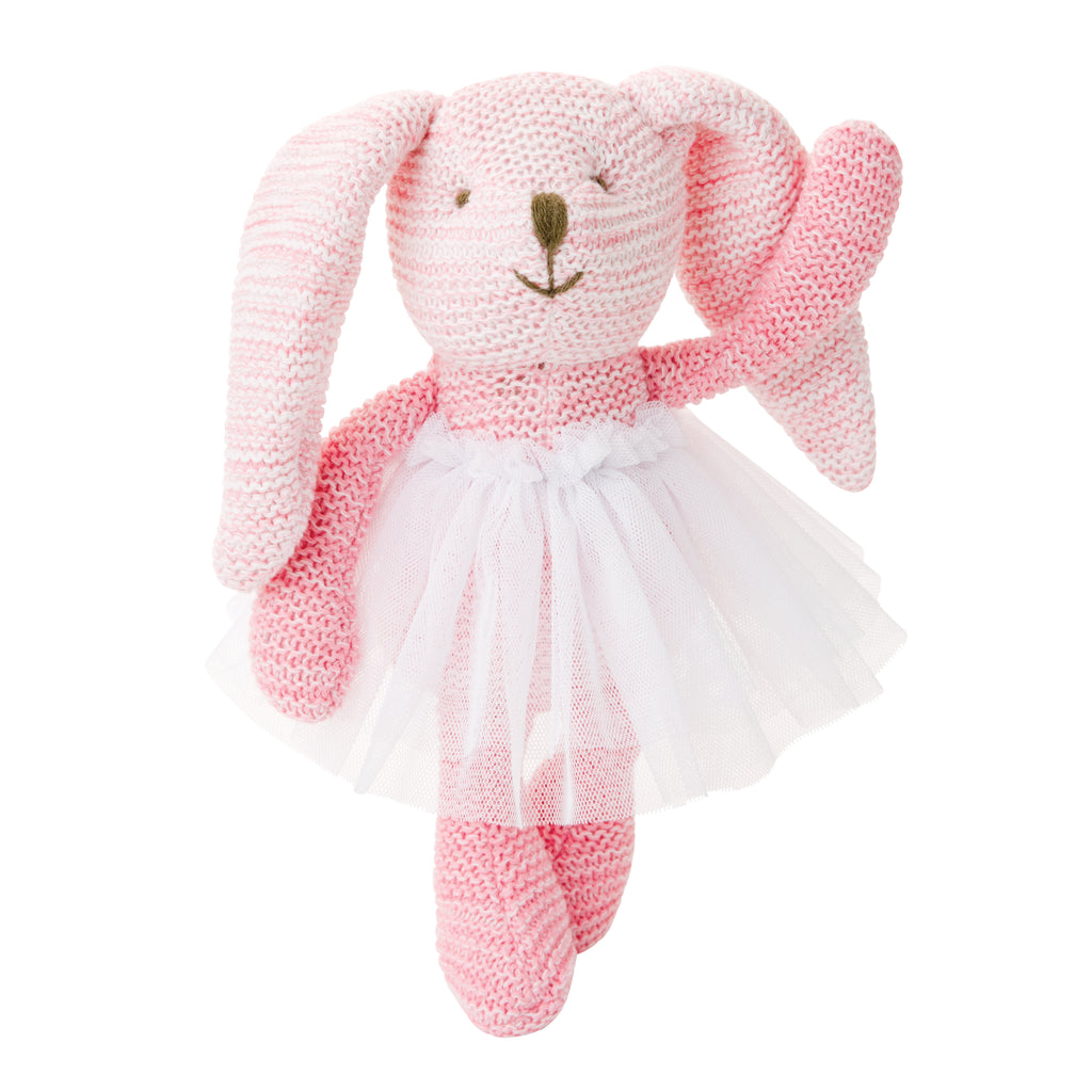 Bunny Knittie Ombre Pink