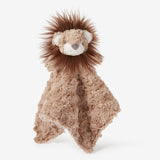 Sand Swirl Lion Baby Security Blanket